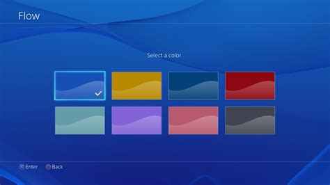 ps4 themes from usb ps4 update 2 0 codenamed quot masamune quot sony releases new
