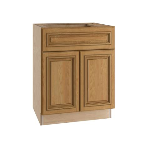 Cabinet Doors And Drawers Home Decorators Collection Clevedon Assembled 36x34 5x24 In Base Cabinet With 2 Doors And 2