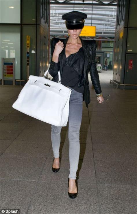 Beckham A Hermes Purse And One Bad Hat by Bag Beckham S 100 Strong Birkin Bag