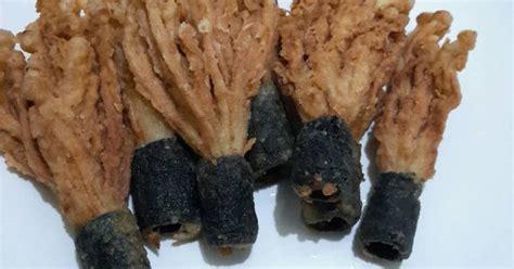 resep rumput laut goreng tepung enak  sederhana cookpad