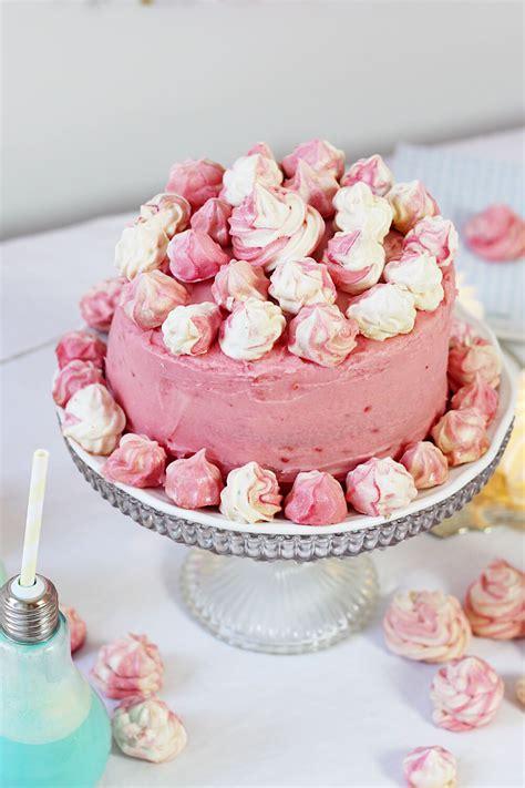 rosa kuchen rezept rezepte fur pinke torten die besten momente der hochzeit