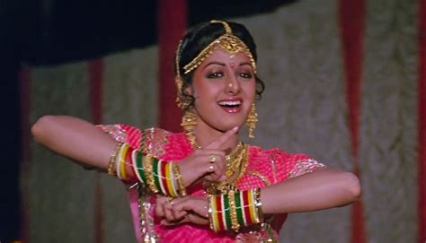 chandni indian actress sridevi passes away from mr india chandni to english