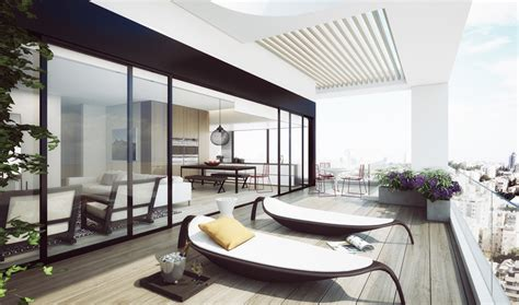 small penthouses design smoking hot penthouse interior designs visualized