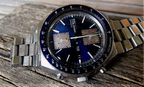 Jam Seiko Kakume Bigblue 6138 0030 jam vintage seiko chronograph automatic 6138 0030