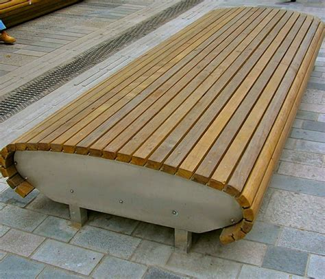 outdoor timber seating benches 199 best images about woodscape products on pinterest