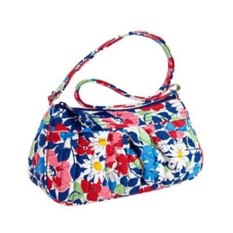 Vera Bradley Vera Bradley Frannie Crossbody In Summer Vera Bradley Summer Cottage