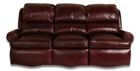 barrington leather power reclining sofa barrington reclining leather sofa leather creations