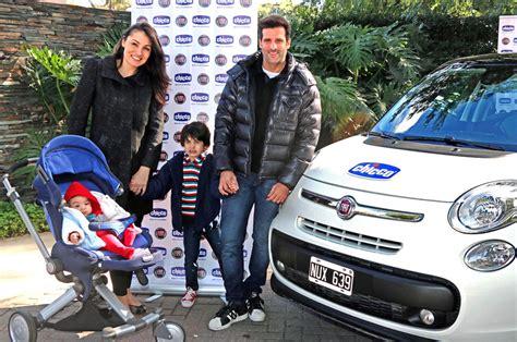 la marca infantil chicco se une  fiat auto argentina en su campana bebe cosas de autos blog