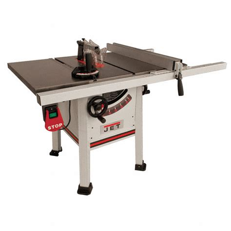 jet contractor table saw jet 10 quot contractor table saw 14 0 s blade tilt left