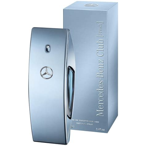 Parfum Original Mercedes Club For Edt 100ml Tester mercedes club fresh 100 ml edt