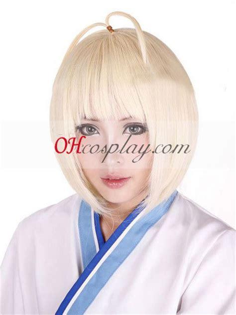 Wig Shiemi Moriyama Ao No Exorcist ao no exorcist moriyama shiemi kimono wig