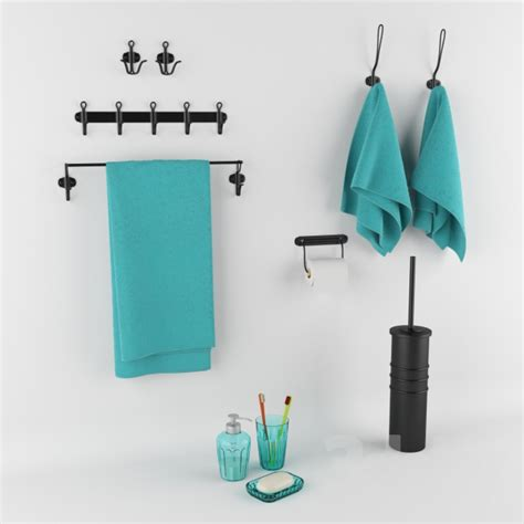 Bathroom Accessories Ikea 3d Models Bathroom Accessories Accessories For Ikea Bathroom Svartsj 214 N Series Ikea