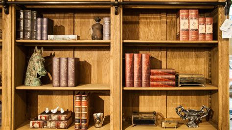 Piccola Libreria In Legno by Libreria Antica Antiquariato Erudito E Di Stile Dalani