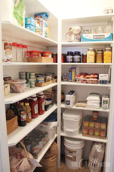 How To Build Pantry Shelves Hometalk