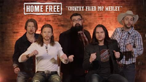 home free country fried pop medley 17 artists 15 songs