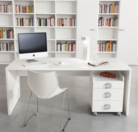white desk for room desks