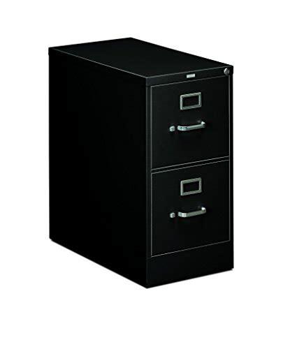 lorell 14341 18 2 drawer file cabinet black compare price 2 drawer cabinet on statementsltd com