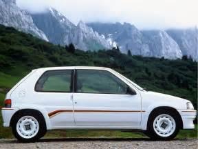 Peugeot Rallye Peugeot 106 Rallye Specs 1993 1994 1995 1996