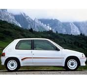 PEUGEOT 106 Rallye Specs  1993 1994 1995 1996 Autoevolution