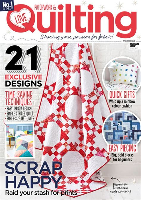 Patchwork And Quilting Magazines - magazine archives patchwork quilting