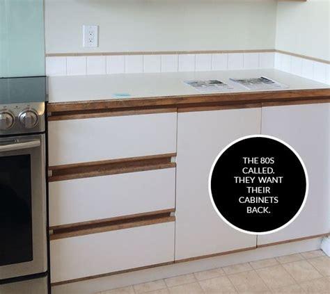 diy bathroom cabinet makeover 1000 ideas about melamine cabinets on pinterest oak