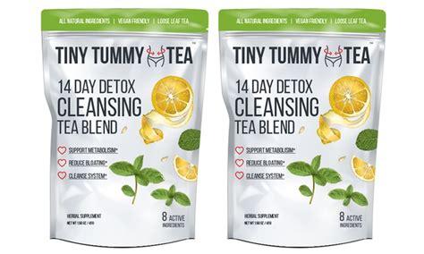 Tiny Tea Detox Ingredients by Up To 70 On Tiny Tummy Tea Detox Blend Livingsocial
