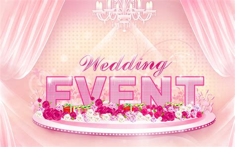 Wedding Events by Wedding Event 566005 Walldevil