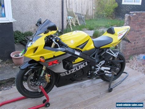 2005 Suzuki 750 Gsxr For Sale 2005 Suzuki Gsxr For Sale In The United Kingdom
