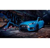 2018 Ford Focus RS Limited Edition Wallpaper  HD Car