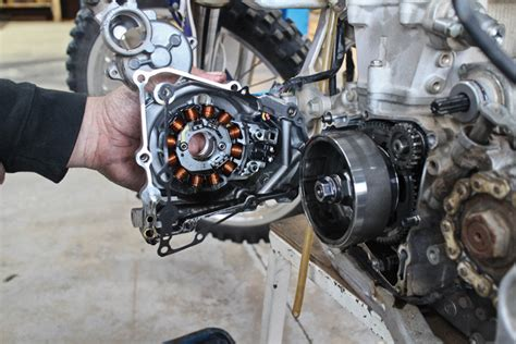 Arang Stater Set Thunder 125 how to change a timing chain transmoto