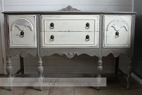 chalk paint buffet ideas a buffet in linen morby styling