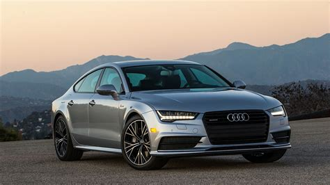 audi a6 model 2016 audi a6 and a7 tfsi quattro models look handsome in