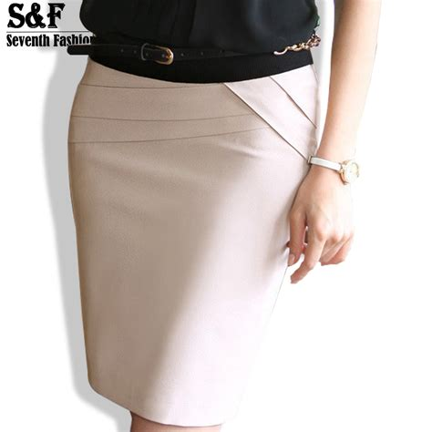 2015 autumn summer career formal skirts