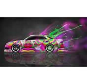Toyota Mark2 JZX90 JDM Drift Live Colors Car 2014  El Tony