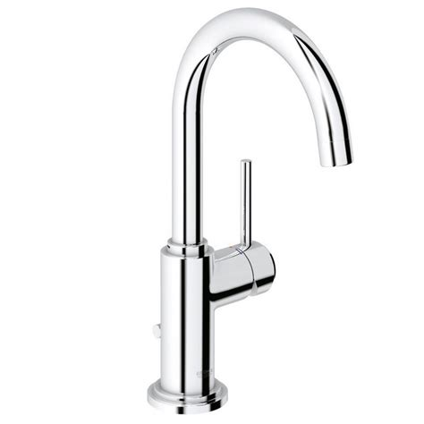 Grohe Atrio Faucet by Grohe Atrio One Swivel Spout Basin Mixer Tap Chrome