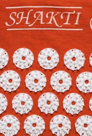 tappeto svedese il tappetino svedese chiodato shakti mat original per
