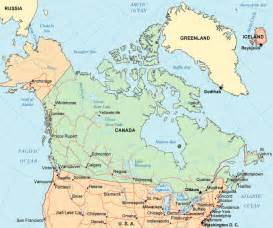 canada map with rivers and lakes map of canada maps of canada