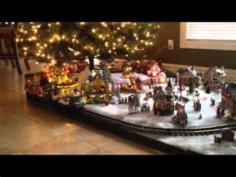 tren para arbol de navidad tren de navidad