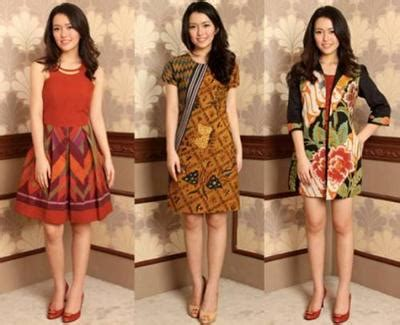 Dress Anak Motif Cloud Bergaya Kasual Dengan Batik Fashion Beautynesia