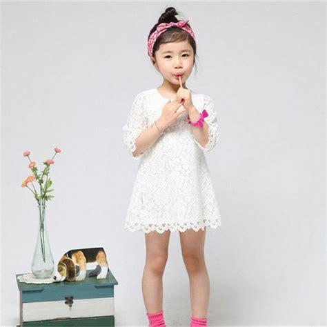 Sale Kid Dress Lace Hellen sale 2014 new fashion korean children clothing beautiful white lace dress princess
