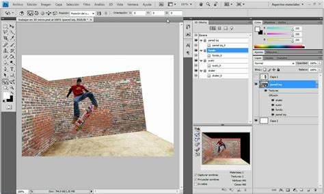 tutorial adobe photoshop cs4 bahasa melayu usar 3d en photoshop cs4 parte 1de2 doovi