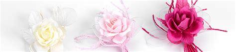 fiori per bomboniera fiori decorativi per bomboniere piccoleperle