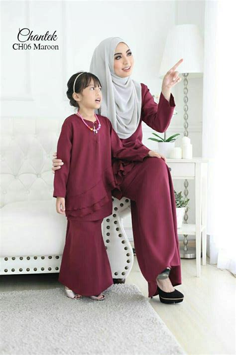 Baju Muslimah Nilai busana muslimah