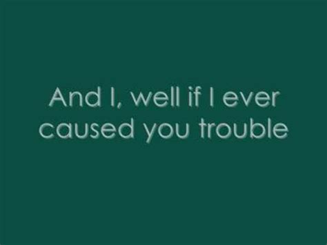 coldplay trouble lyrics trouble coldplay karaoke coldplay karaoke trouble