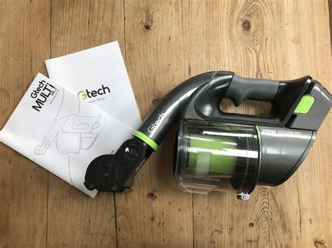 a gtech multi mk 2 review easier