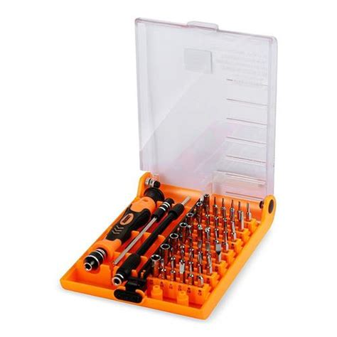 Jakemy 45 In 1 Interchangeable Magnetic Screwdriver Set Jm 8129 jakemy jm 8130 45in1 screwdriver set