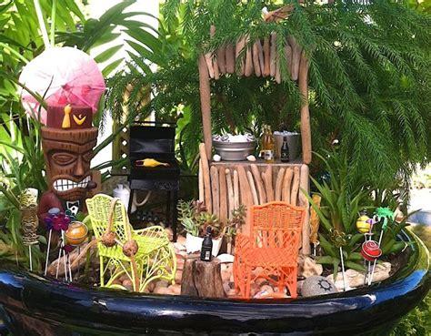 Tiki Garden by Miniature Tiki Garden Tiki