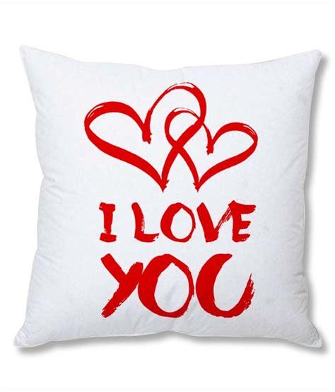 photogiftsindia i love you gifts for girlfriend cushion