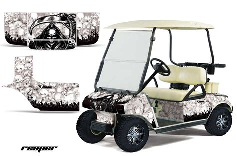 golf cart wrap template custom club car golf cart graphics wrap kits in 40
