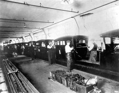 highland park ford plant 1913 1915 the jalopy journal
